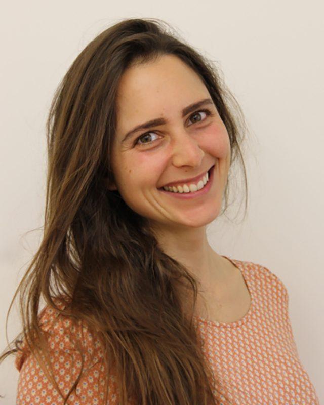 Portrait: Daniela Hinderer