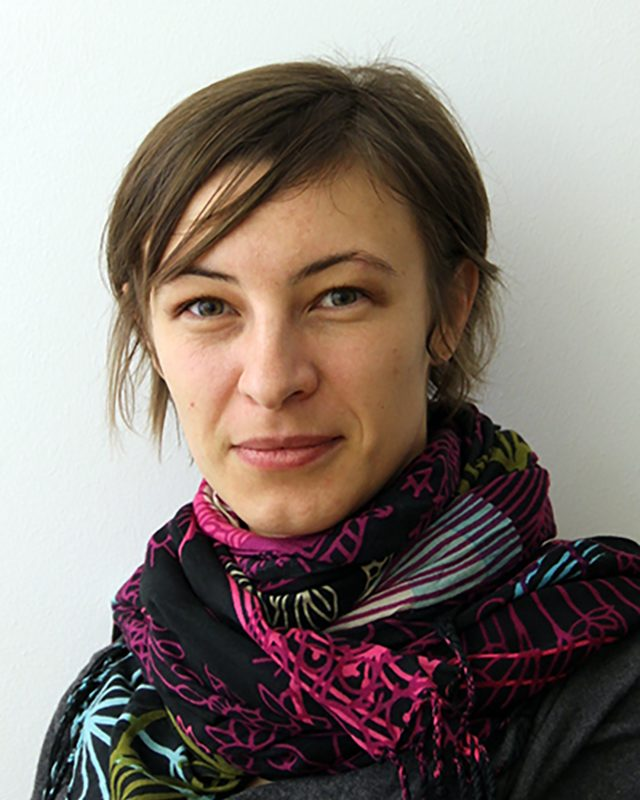 Portrait: Daniela Pisoiu