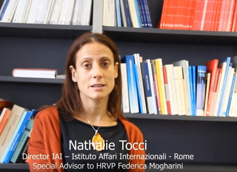 Nathalie Tocci about the the future of the European neighbourhood policy