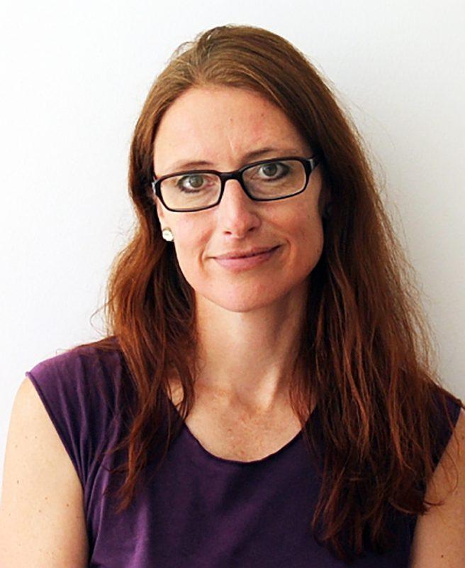 Portrait: Petra Podesser